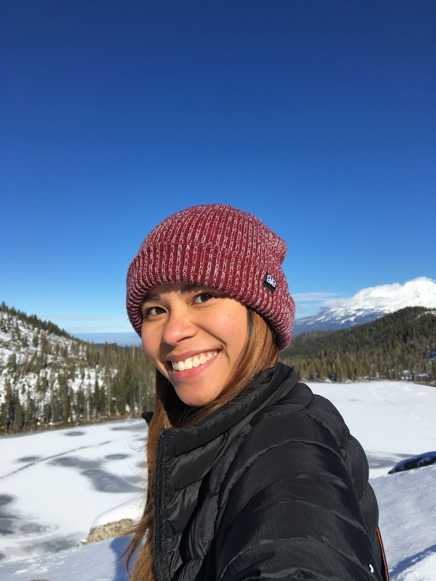 Angeline Elido in the Mt. Shasta area.