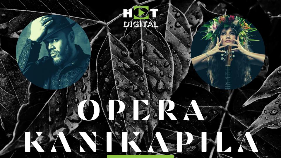Quinn Kelsey and Taimane for HOT's Opera Kanakapila